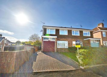 Thumbnail 4 bed semi-detached house for sale in Franklyn Drive, Exeter, Devon
