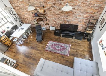 Thumbnail 1 bed flat for sale in Hanover Place, Mile End