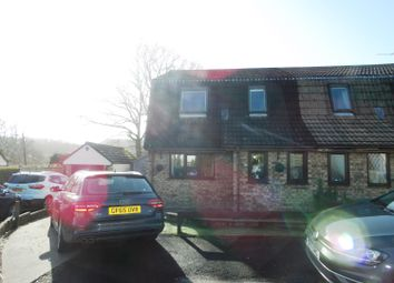 Thumbnail 3 bed semi-detached house for sale in Gregory Close, Pencoed, Bridgend