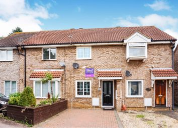 2 bed terraced house for sale in Alder Close, Eaton Ford, St. Neots PE19