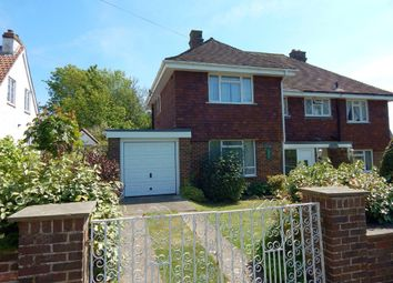 Thumbnail 3 bedroom semi-detached house for sale in Penrhyn Avenue, Drayton, Portsmouth