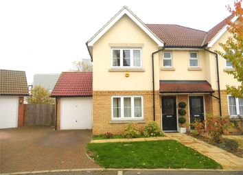 Thumbnail 3 bed semi-detached house to rent in Magnolia Place, Harrow