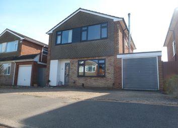 Thumbnail 4 bed detached house for sale in Elm Drive, Market Harborough