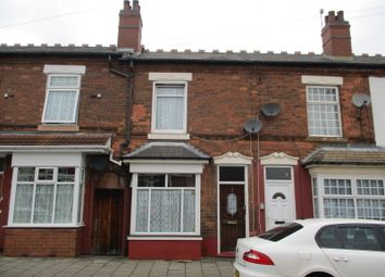 Thumbnail 3 bed terraced house for sale in Serpentine Road, Aston