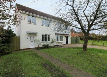 Thumbnail 3 bed semi-detached house for sale in Palmer Street, Walsham-Le-Willows, Bury St. Edmunds