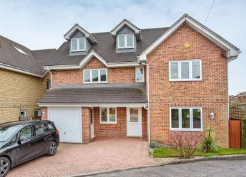 Thumbnail 5 bed detached house for sale in Frien Close, Cheshunt, Waltham Cross