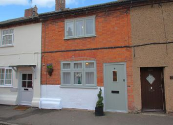 Thumbnail 1 bed terraced house for sale in Baggrave End, Barsby, Leicester