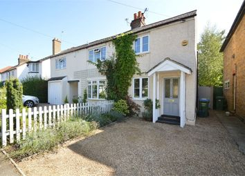 Thumbnail 2 bed cottage for sale in Green Lane, Burwood Park, Hersham, Walton-On-Thames
