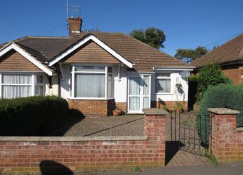 Thumbnail 2 bed semi-detached bungalow for sale in Bishops Drive, Kingsthorpe, Northampton