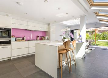 5 bed terraced house for sale in Whitehall Park Road, London W4