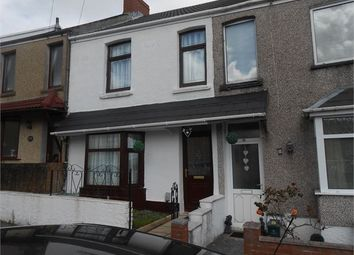 Thumbnail 2 bed terraced house for sale in Alice Street, Cwmdu, Swansea