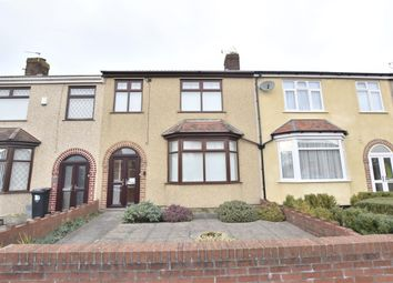 Thumbnail 3 bed terraced house for sale in Martins Road, Bristol