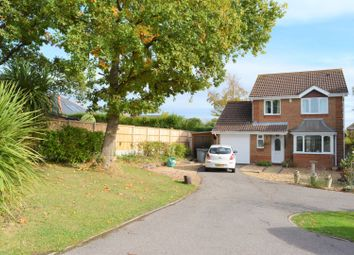 Thumbnail 3 bed detached house for sale in Medlicott Way, Swanmore