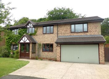 Thumbnail 5 bedroom detached house for sale in Henwick Hall Avenue, Ramsbottom, Bury