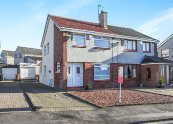 Thumbnail 3 bed semi-detached house for sale in Inchmurrin Drive, Kilmarnock