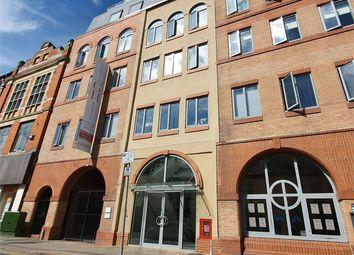 Thumbnail 2 bedroom flat for sale in Geneva House, Park Road, Peterborough