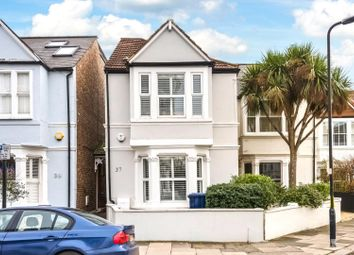 Thumbnail 3 bed semi-detached house for sale in Carlton Road, Chiswick, London