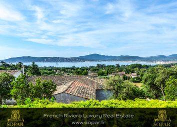 Thumbnail 3 bed villa for sale in Grimaud, Provence-Alpes-Côte D'azur, France