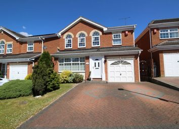 Thumbnail 4 bed detached house for sale in Meadowpark Croft, Dinnington, Sheffield