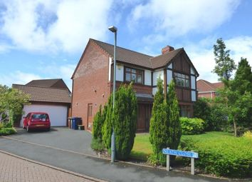 Thumbnail 4 bed detached house for sale in Neath Close, Walton-Le-Dale, Preston
