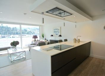 Thumbnail 2 bed flat for sale in Apartment 1, Sails, College Way, Dartmouth, Devon