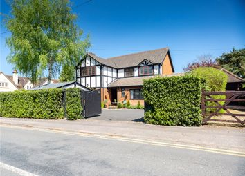 Thumbnail 4 bedroom detached house for sale in Charters Road, Ascot, Sunningdale, Berkshire