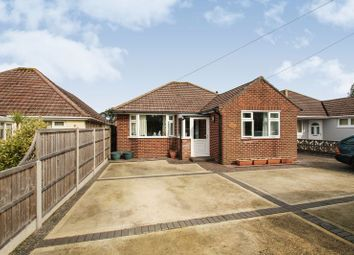 Thumbnail 3 bed detached bungalow for sale in Wimborne Road, Bournemouth