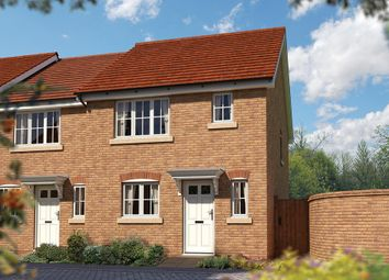 "Thumbnail 3 bed end terrace house for sale in ""The Southwold"" at Priory Fields, Wookey Hole Road, Wells, Somerset, Wells"