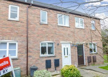 Thumbnail 2 bed terraced house for sale in Glastonbury Close, Belmont, Hereford