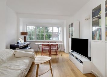 Thumbnail 3 bed flat for sale in Clifton Gardens, Temple Fortune, London