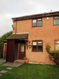 Thumbnail 2 bedroom semi-detached house to rent in Rotherfield Close, Theale, Reading