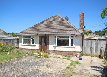 Thumbnail 2 bed detached bungalow for sale in Beechwood Avenue, New Milton