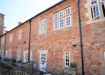 Thumbnail 2 bed terraced house for sale in East Court, South Horrington Village, Wells