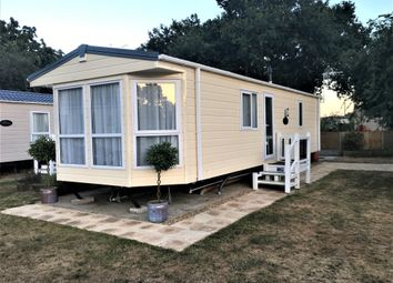 Thumbnail 2 bed mobile/park home for sale in Harleston