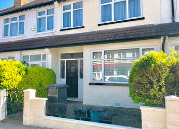 Thumbnail 3 bed terraced house to rent in Geneva Road, Thornton Heath