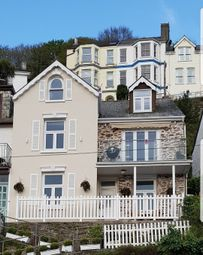 Thumbnail 4 bed semi-detached house for sale in Glencairn, Station Road, Looe, Cornwall