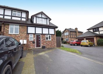 Thumbnail 1 bed semi-detached house to rent in Grey Wethers, Sandling, Maidstone