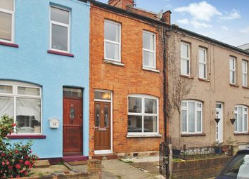 Thumbnail 2 bedroom terraced house for sale in Station Avenue, Southend-On-Sea, Essex