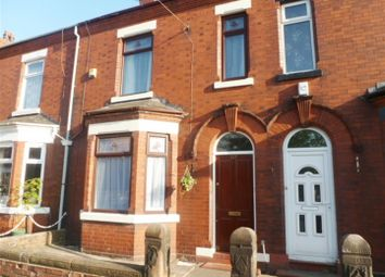 Thumbnail 3 bed terraced house for sale in Victoria Road, Northwich