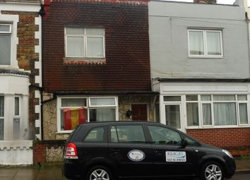 Thumbnail 4 bedroom terraced house to rent in Britannia Road, Southsea