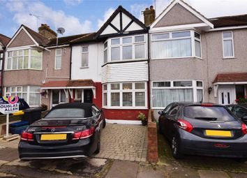 3 bed terraced house for sale in Trelawney Road, Hainault, Ilford, Essex IG6