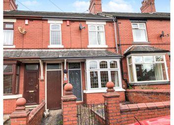 Thumbnail 3 bed terraced house for sale in Ravens Lane, Stoke-On-Trent