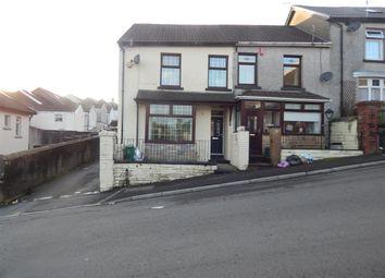 3 bed end terrace house for sale in Oak Street, Tonypandy CF40