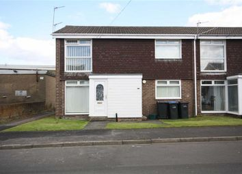 Thumbnail 2 bed flat to rent in Elmway, Chester Le Street, County Durham