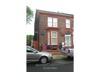 Thumbnail 2 bed flat to rent in September Road, Liverpool