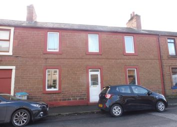 Thumbnail 3 bed terraced house for sale in Ednam Street, Annan