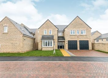 Thumbnail 5 bed detached house for sale in Hazelmoor Fold, Elland, West Yorkshire
