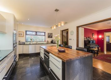 Thumbnail 5 bed detached house for sale in High Street, Hemingford Abbots, Huntingdon
