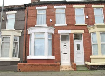 Thumbnail 3 bedroom terraced house for sale in Luxmore Road, Anfield, Liverpool, Merseyside