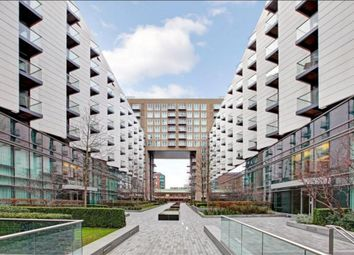 Thumbnail 2 bed flat to rent in Millharbour, Docklands, London